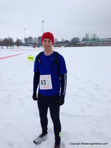 Oh and I also do races in the snow!