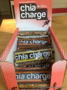 Box of chia charge