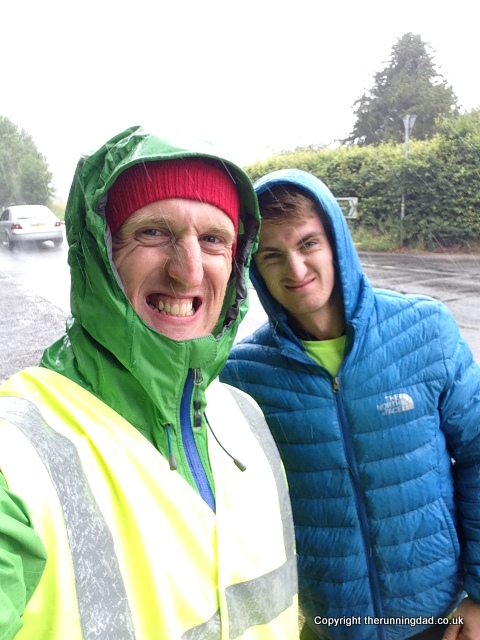 Wet marshalling at the Cotswold 226
