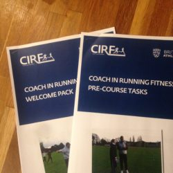 coaching in running fitness